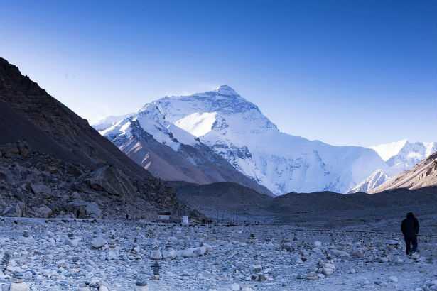 Everest: raccolte tre tonnellate di rifiuti