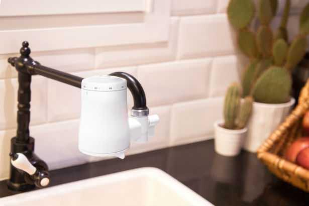 TAPP Water: filtri biodegradabili per acqua del rubinetto