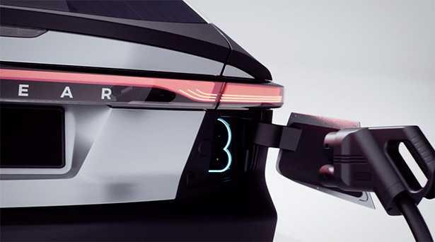 auto solare lightyear one