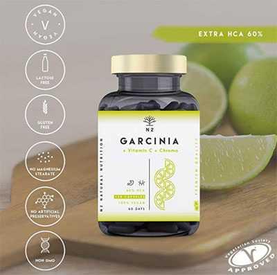 Garcinia Cambogia con vitamina C