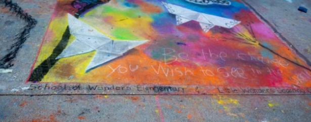 Perché vediamo i colori