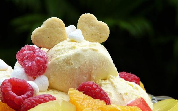 ricette con il gelato
