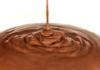 Torta con avanzi di cioccolato al latte