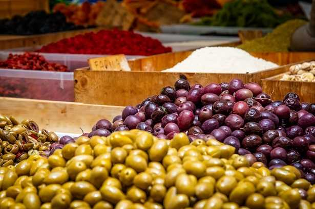 olive sottolio