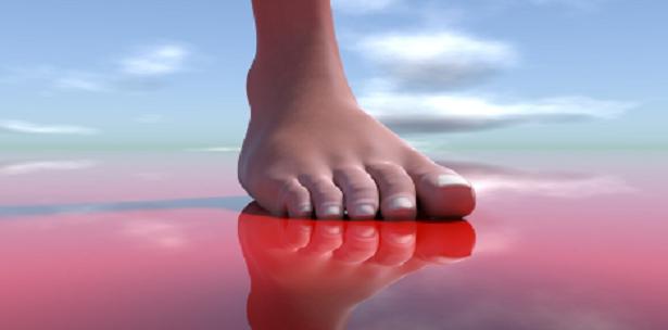 Le 10 regole d'oro per piedi sani