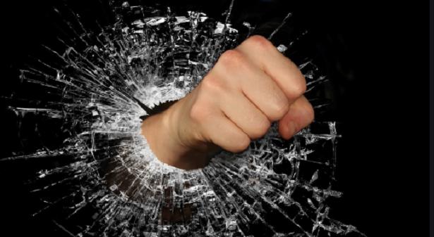 Trattenere la rabbia