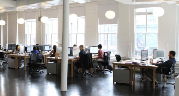 ufficio sostenibile