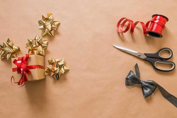 Come fare un fiocco natalizio