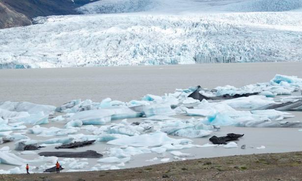 Come cambia la Groenlandia