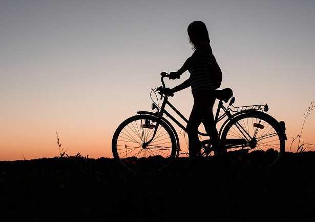 Posizione corretta in bici