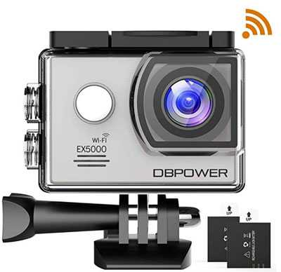 Action cam dbpower