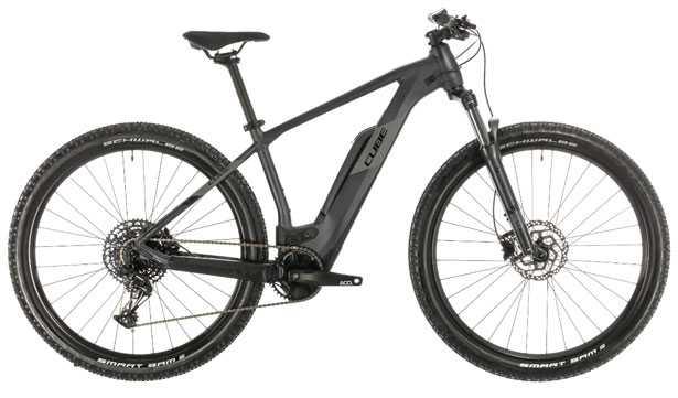 bici elettrica 2020 Cube