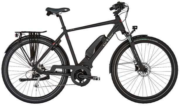 bici elettrica 2020 Ortler