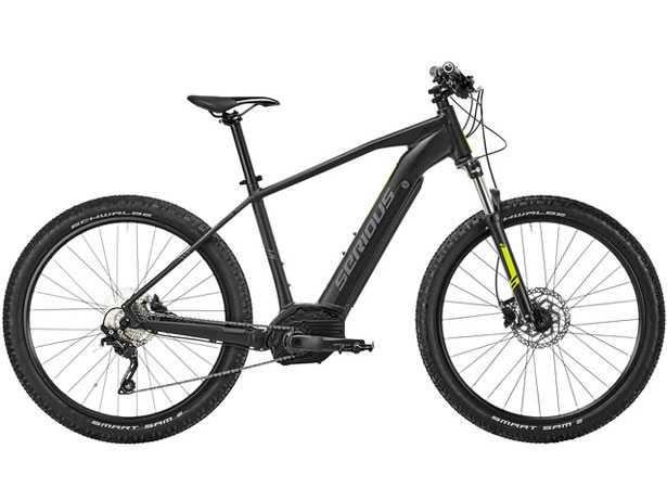 bici elettrica 2020 Serious