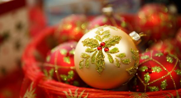 Cesti di Natale fai da te