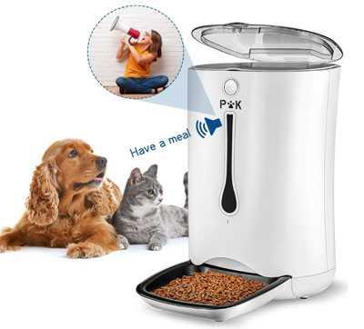 distributore automatico cibo animali