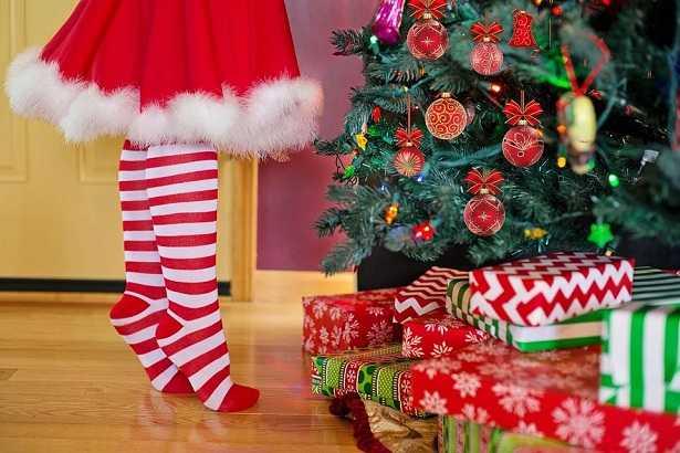 festoni natalizi
