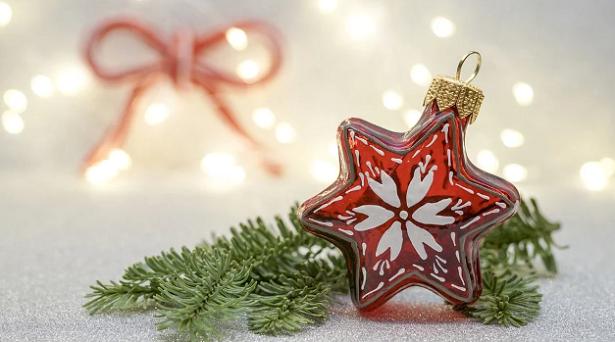 Come fare l'albero di Natale senza albero
