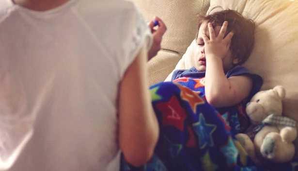 Sintomi meningite nei bambini