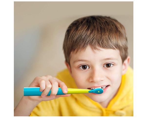 Perché usare lo spazzolino elettrico