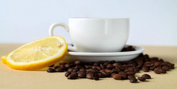 Caffé con limone