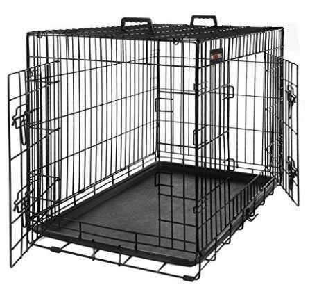 gabbia per cani comoda