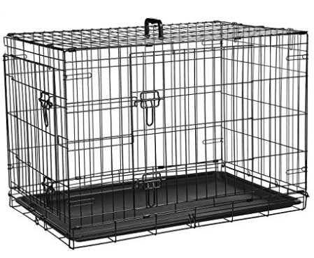gabbia per cani sicura