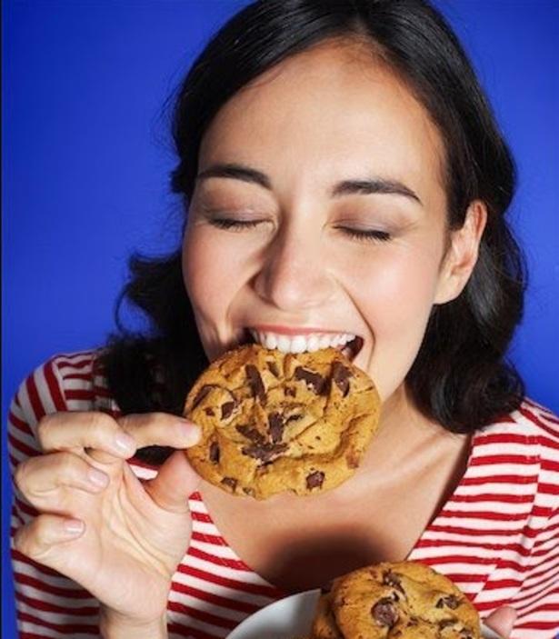 mangiare biscotti