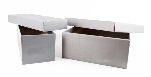 Come non sprecare le scatole per le scarpe