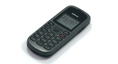 un vecchio telefonino Nokia