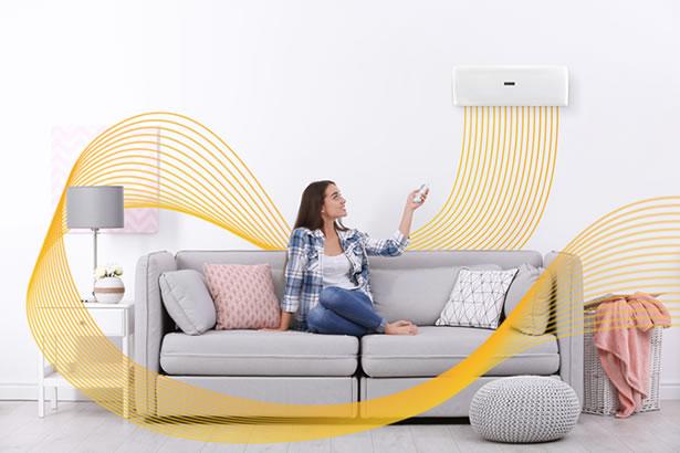 aircare modello parete