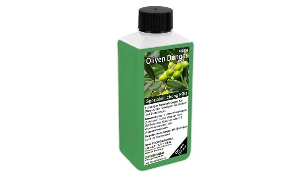 fertilizzante per olivo