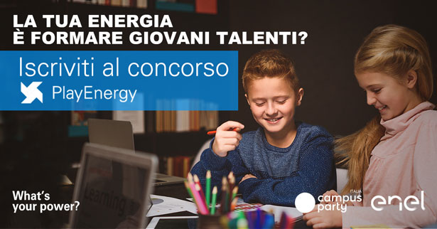 concorso playenergy