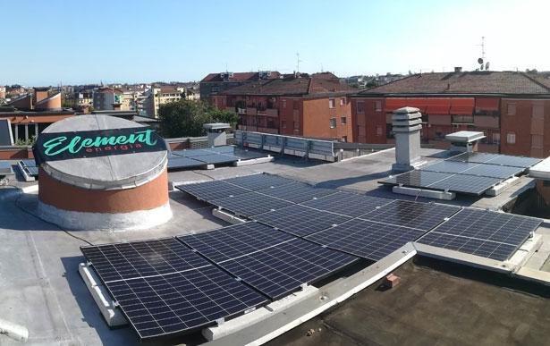 pannelli solari a Milano