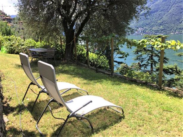 relax vista lago