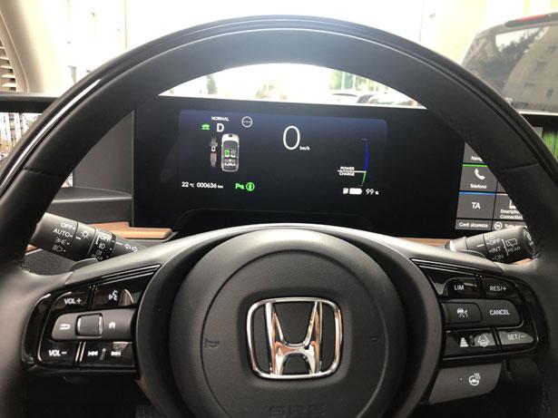 volante Honda e