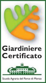 giardiniere certificato