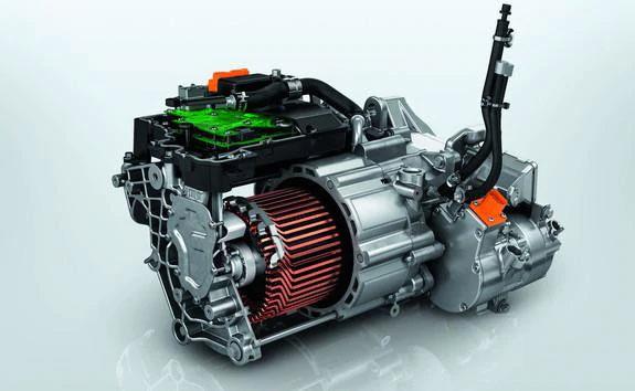 motore elettrico Peugeot e2008
