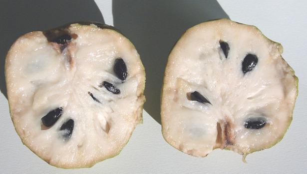 Cherimoya polpa