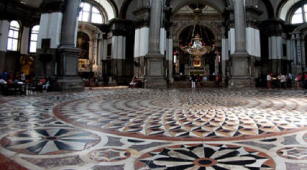 Pavimento veneziana antico