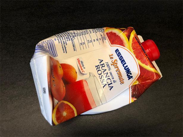 tetrapak succo di frutta