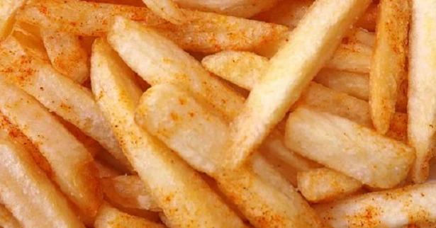 acrillammide patatine fritte