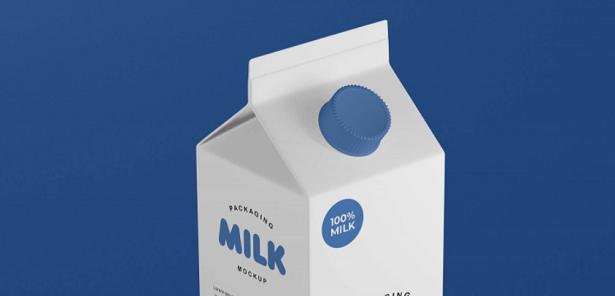 Cartoncino poliaccoppiato latte