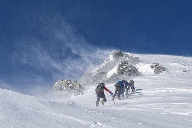 Frasi sull'alpinismo