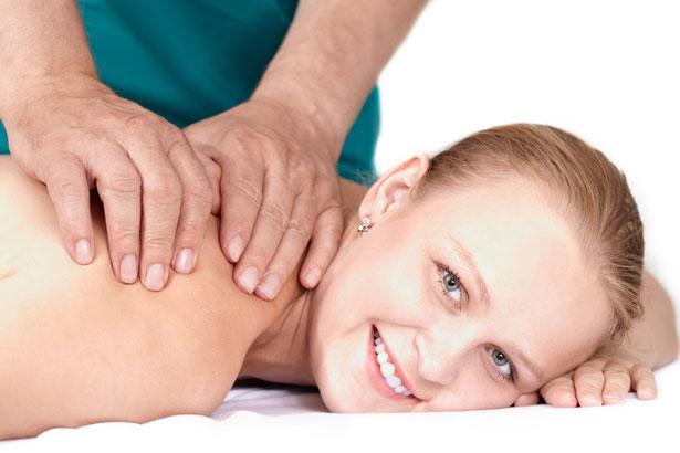 massaggiatore terapeuta