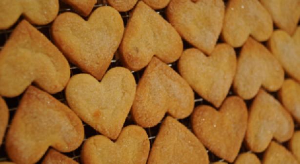 biscotti dietetici cuore