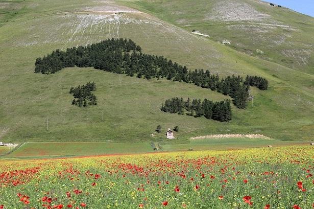 Ecoturismo in Umbria