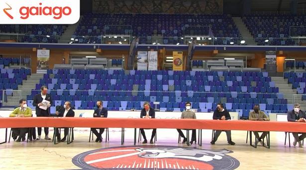 Web Conference GaiaGo e Urania Basket