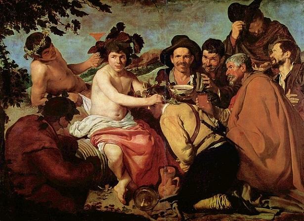 Il Trionfo di Bacco - El Prado