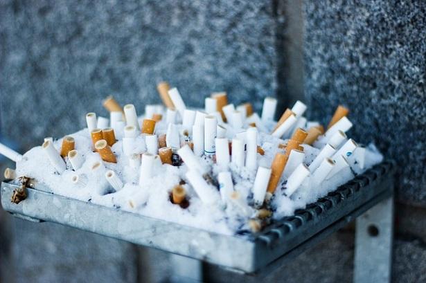 Eco Fashion: mozziconi di sigaretta per produrre vestiti